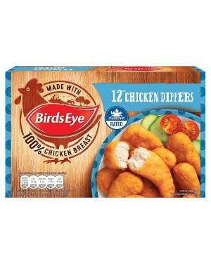 M3 Distribution Services Irish Food Wholesaler Birds Eye 12 Chicken Dippers (8x220g)