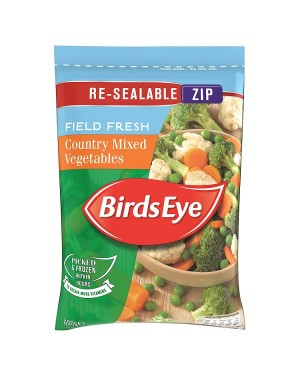 M3 Distribution Services Irish Food Wholesaler Birds Eye Country Mixed Veg (12x690g)