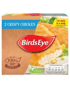 M3 Distribution Services Irish Food Wholesaler Birds Eye 2 Crispy Chicken (12x170g)