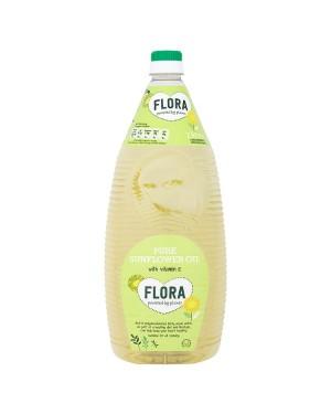 M3 Distribution Services Wholesale Food Flora Sunflower Oil 2Litre