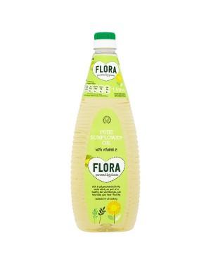 M3 Distribution Services Wholesale Food Flora Sunflower Oil 1Litre