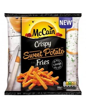 McCain Crispy Sweet Potato Fries