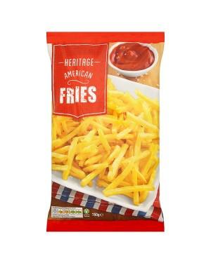 M3 Distribution Services Irish Food Wholesaler Heritage American Fries (12x750g)