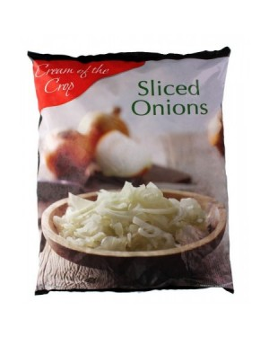 M3 Distribution Cream of the Crop Sliced Onions 907g