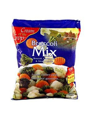 M3 Distribution Services Irish Food Wholesaler Cream of the Crop Broccoli Mix (12x907g)