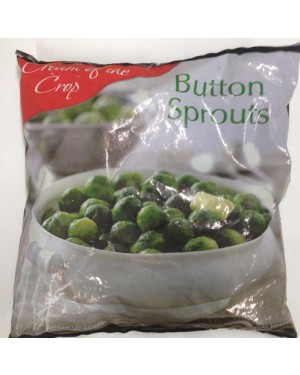 M3 Distribution Services Irish Food Wholesaler Cream of the Crop Button Sprouts (12x907g)