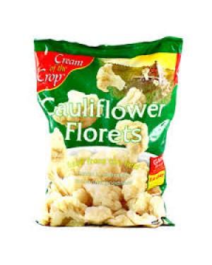 M3 Distribution Services Irish Food Wholesaler Cream of the Crop Cauliflower Florets (12x907g)