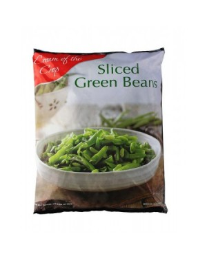 M3 Distribution Services Irish Food Wholesaler Cream of the Crop Sliced Green Beans (12x907g)