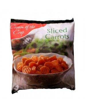 M3 Distribution Services Irish Food Wholesaler Cream of the Crop Sliced Carrots (12x907g)