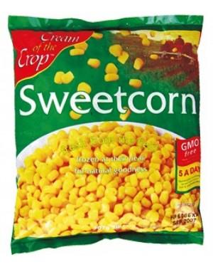 M3 Distribution Services Irish Food Wholesaler Cream of the Crop Sweetcorn (12x907g)