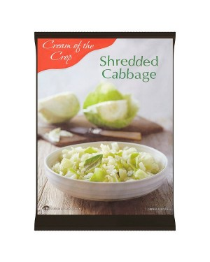M3 Distribution Services Irish Food Wholesaler Cream of the Crop Shredded Cabbage (12x907g)