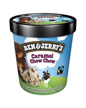 M3 Distribution Ben & Jerrys Caramel Chew Chew