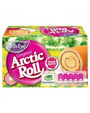 Birds Eye Raspberry Arctic Roll Dessert