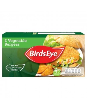 M3 Distribution Birds Eye Vegetable Burgers