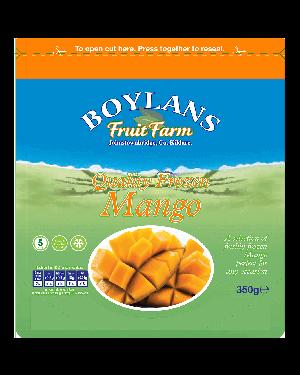 Boylans Quality Frozen Mango 500g Pouch