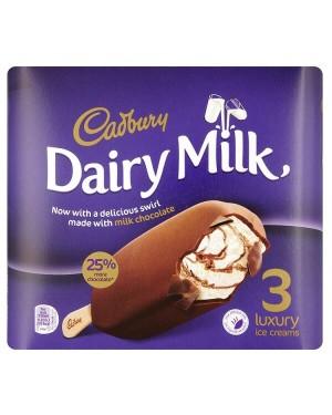 M3 Distribution Cadbury Dairy Milk Swirl