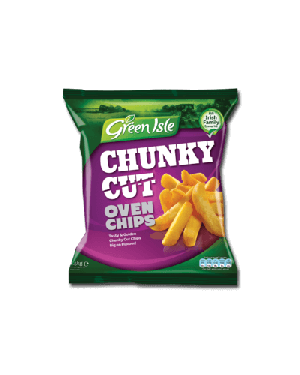 Green Isle Chunky Cut Oven Chips