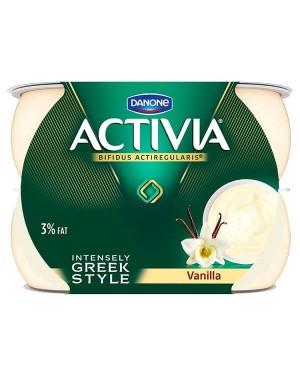 Danone Activia Intensely Creamy Vanilla Yogurt